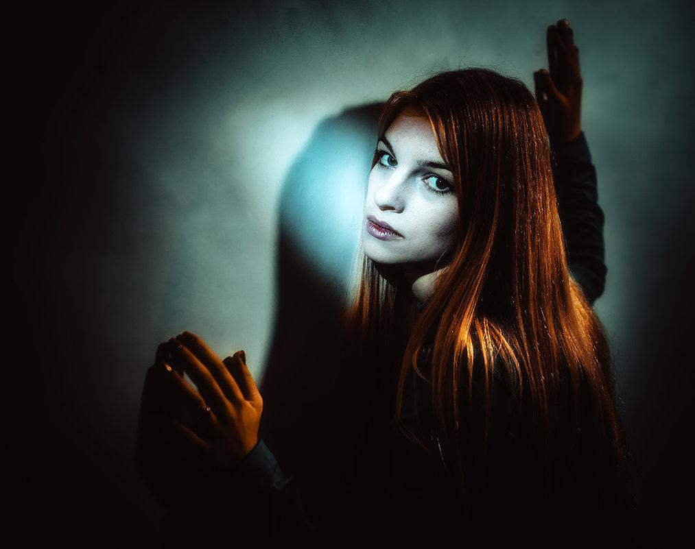 Портрет со светом - Юра Викулин