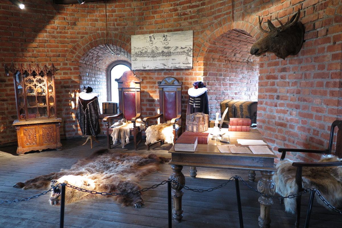 Музей в Каунасском замке - Оксана Кошелева