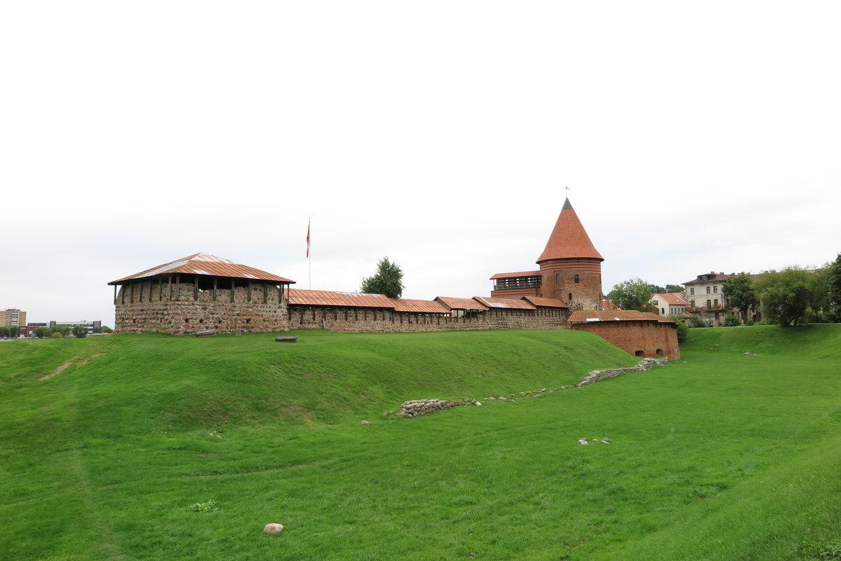 Каунасский замок - Оксана Кошелева