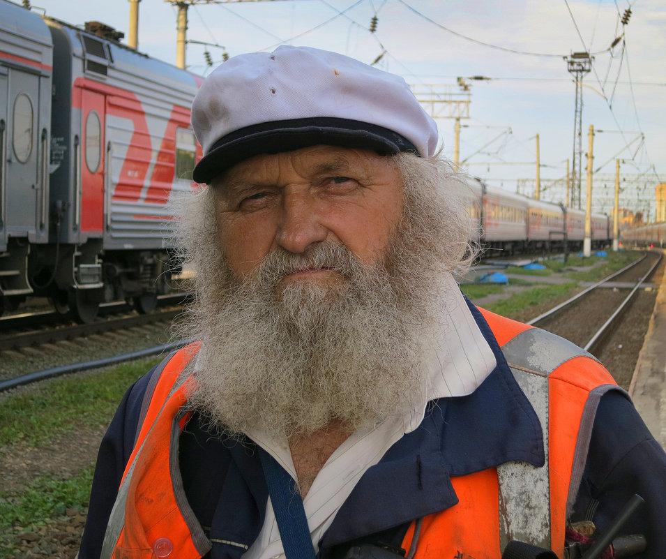 Железнодорожник - Алексей Golovchenko