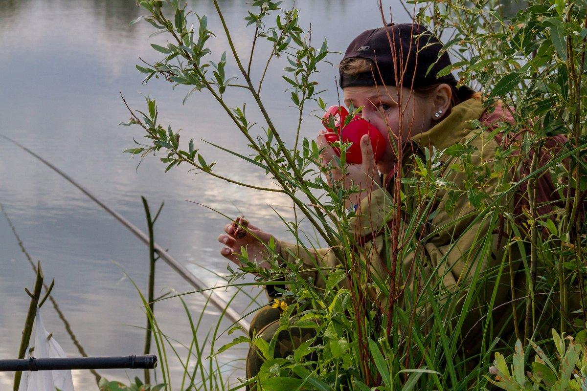 Завтрак на рыбалке - Дмитрий Сиялов