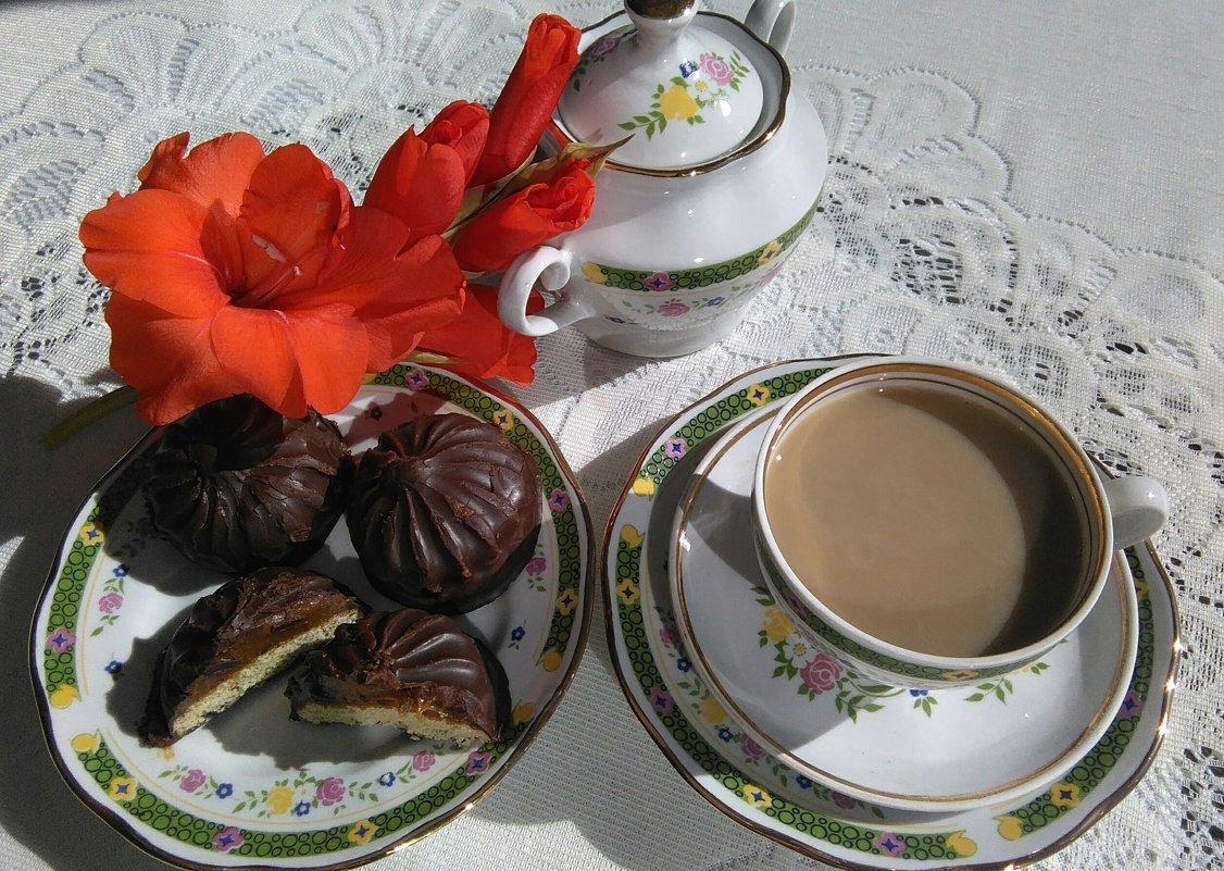 лёгкий кофе в полдень - Mariya laimite