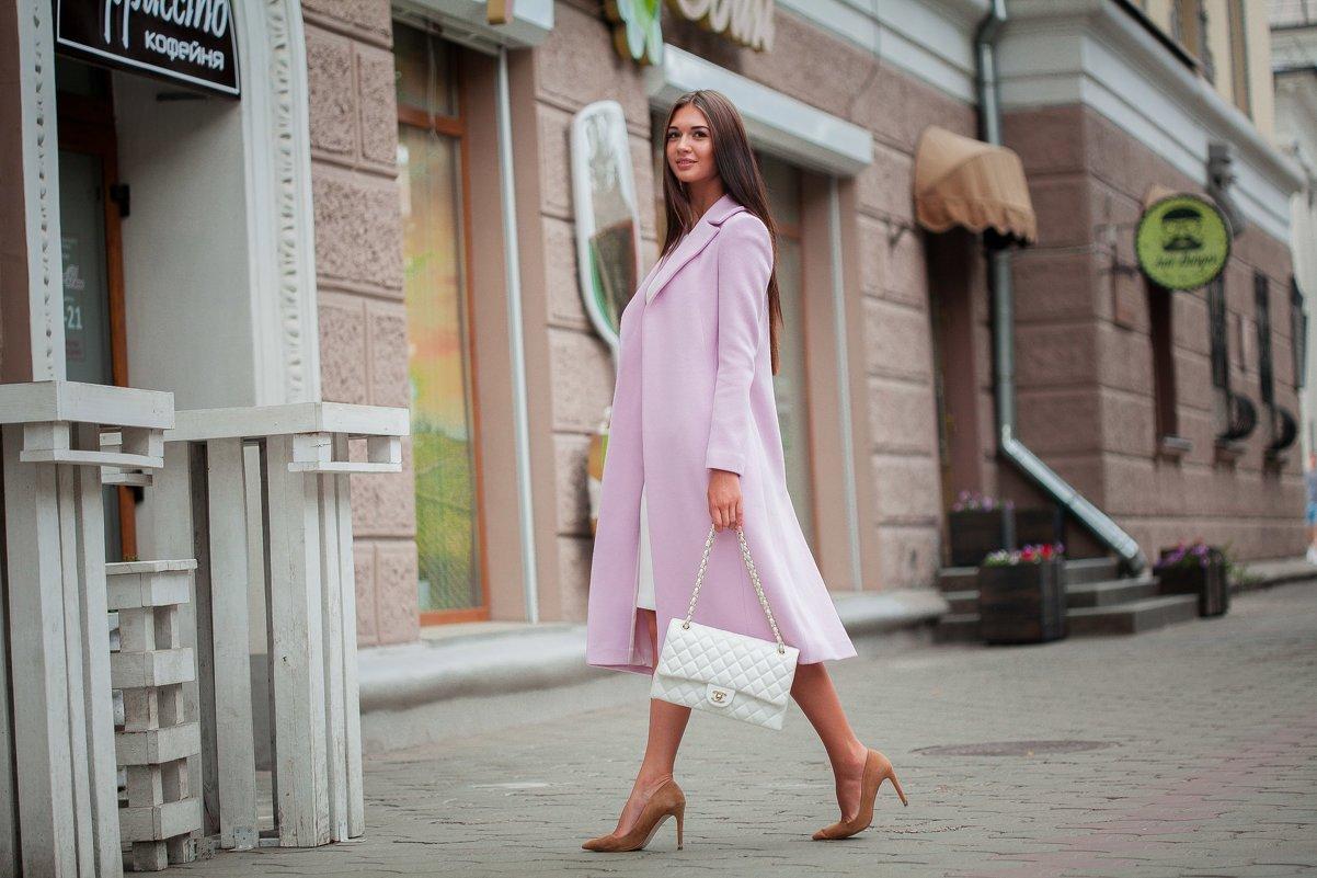 рекламная съемка - Оля Грушевская
