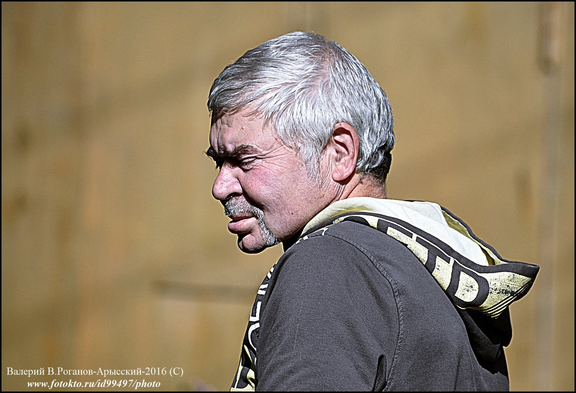 ПЕТРОВИЧ - Валерий Викторович РОГАНОВ-АРЫССКИЙ