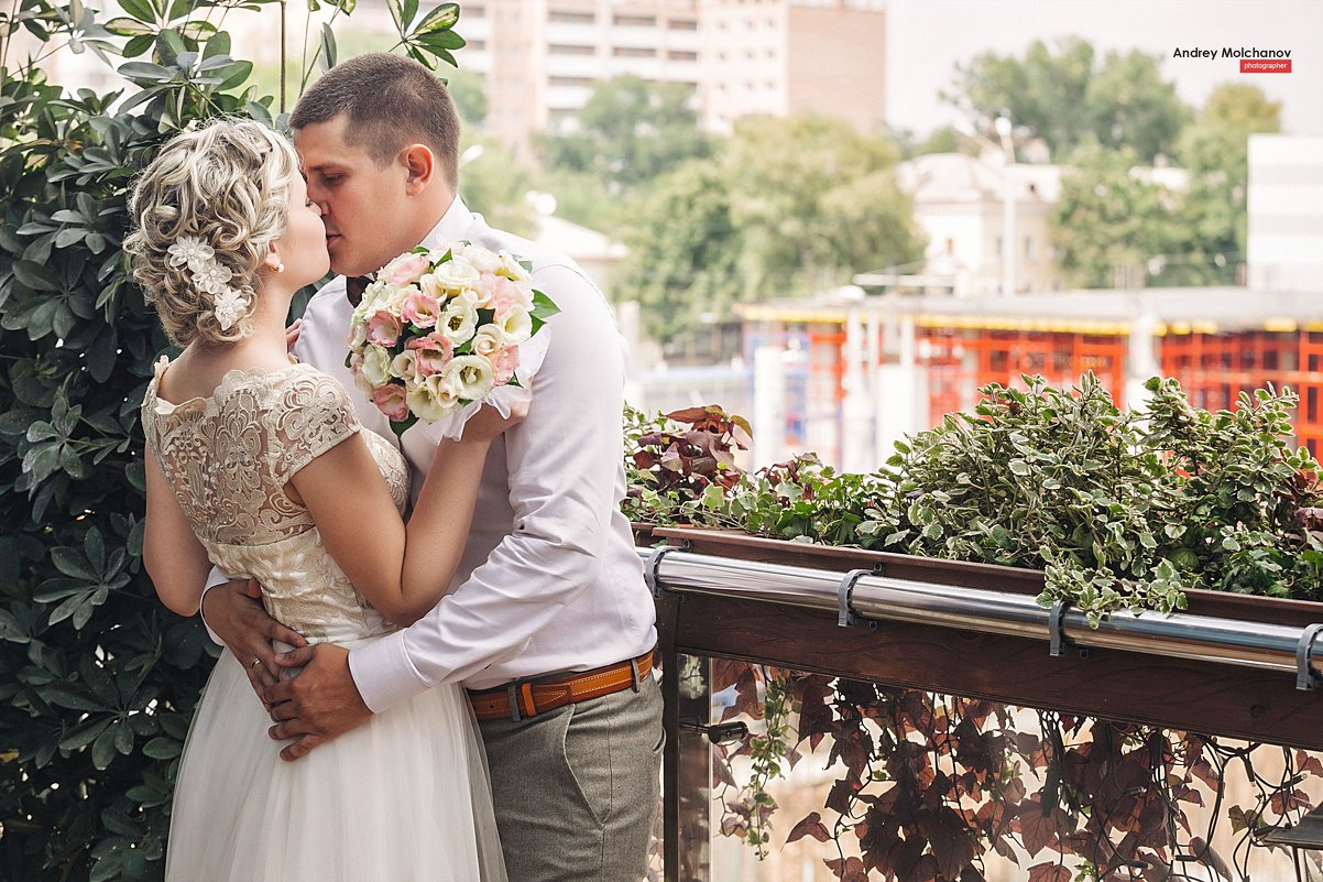 Свадьба Дарьи и Вадима - Андрей Молчанов