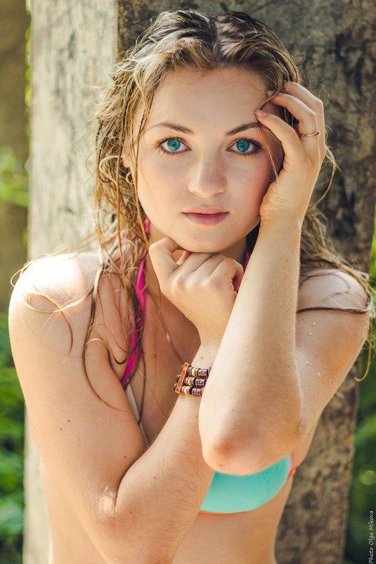 Голубые глаза - Ольга Микова