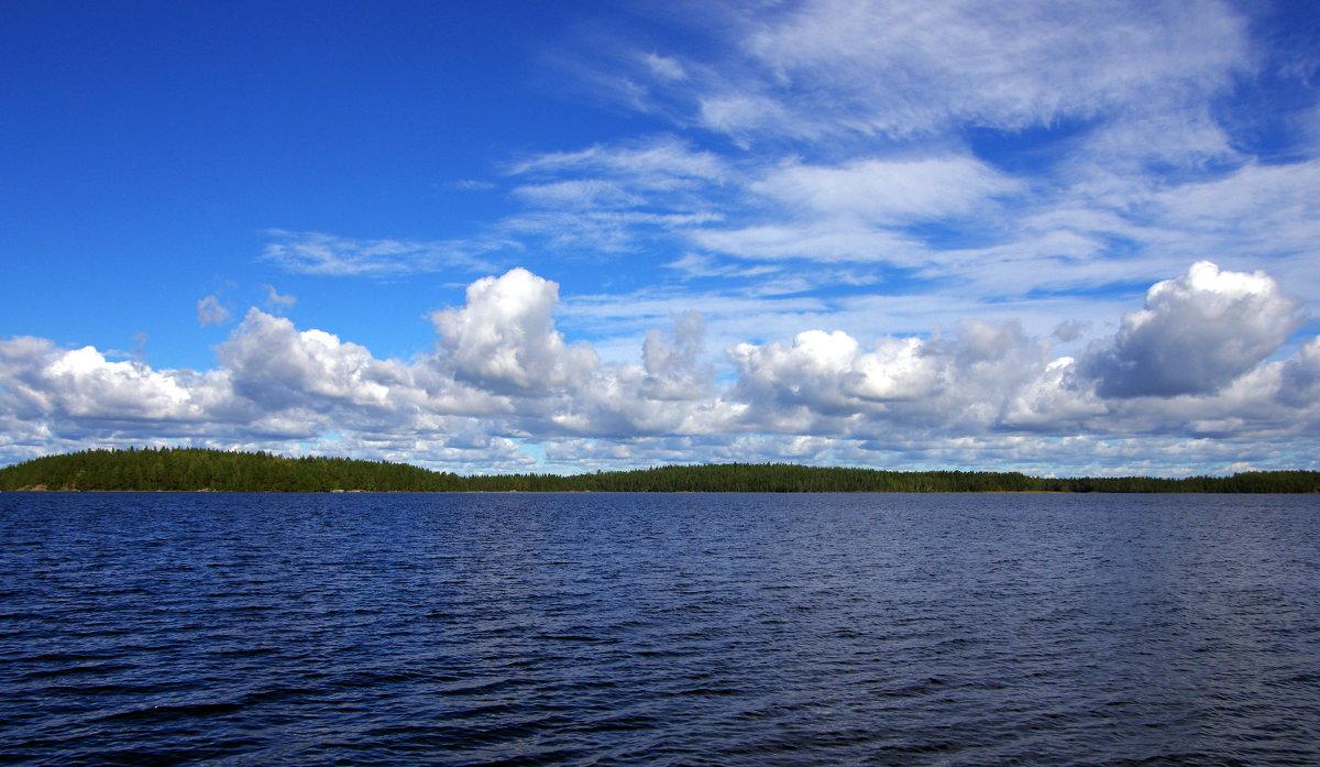 Сайменское озеро - Валерий Новиков