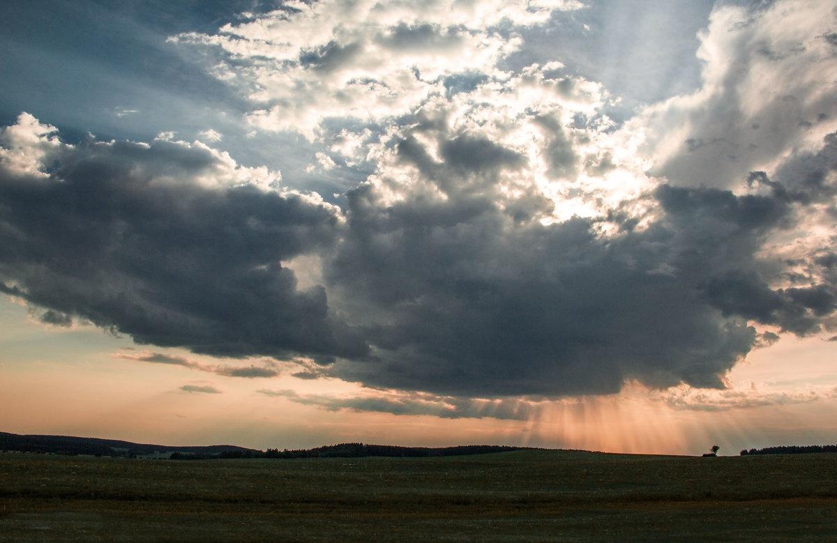 Облако и солнце - Nataliya Belova