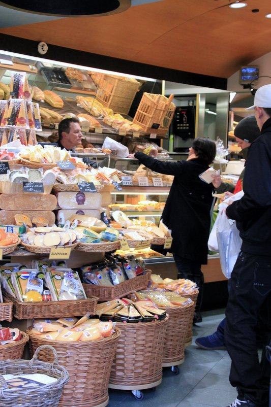 лавка голландского сыра - Olga
