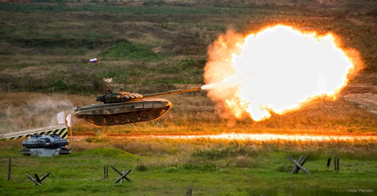 ...летающие танки Российской армии - Виктор Перякин