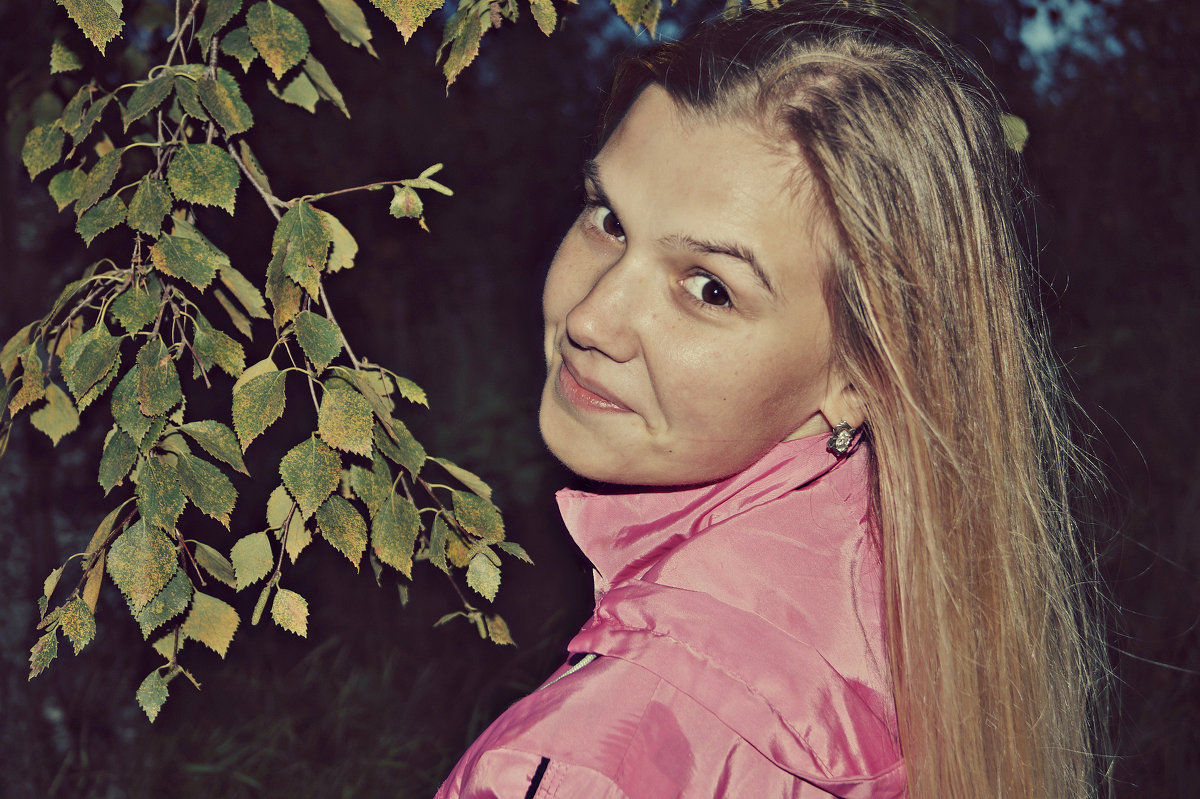 кокетливый взгляд - Валерия Воронова