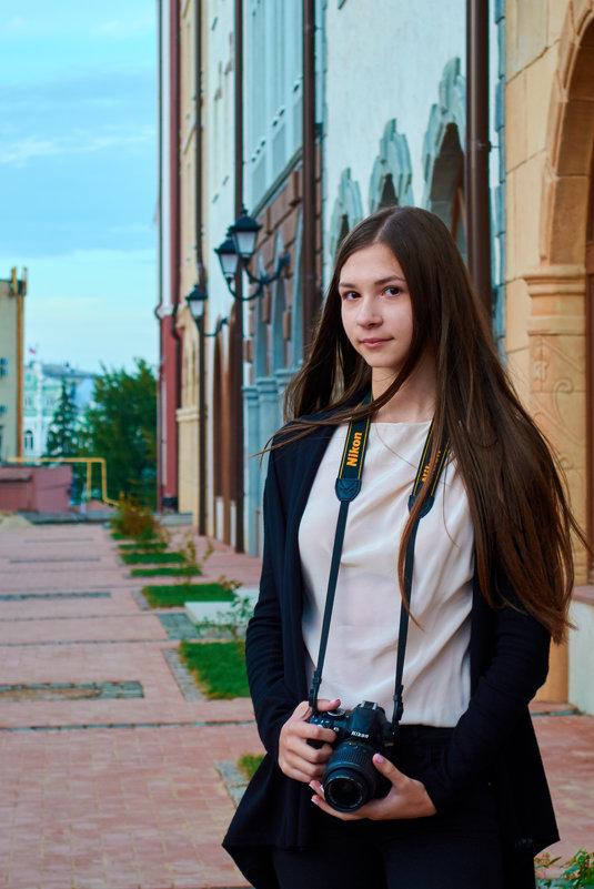 Моя коллега и просто шикарная модель. - Svetlana Stepanova
