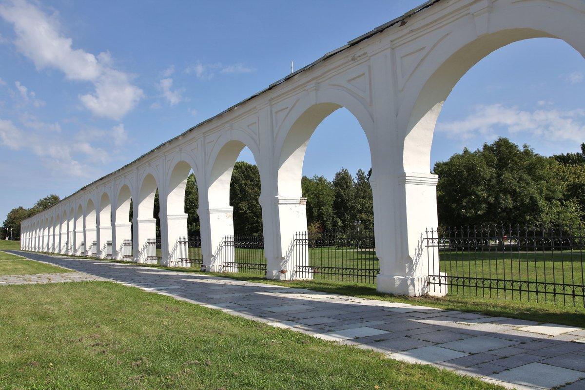 Великий Новгород. - Наталья