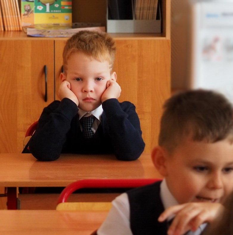 1 класс... - Ира Егорова :)))