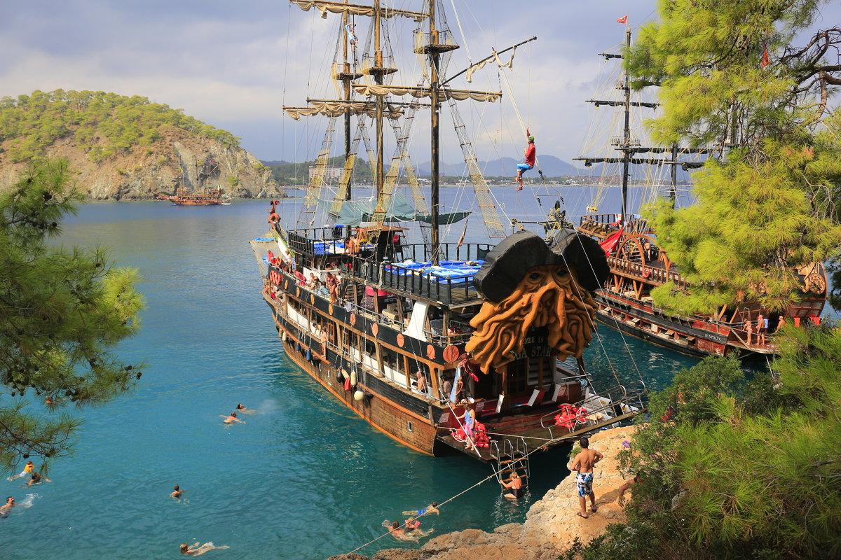 Пиратский залив - Михаил Кашанин