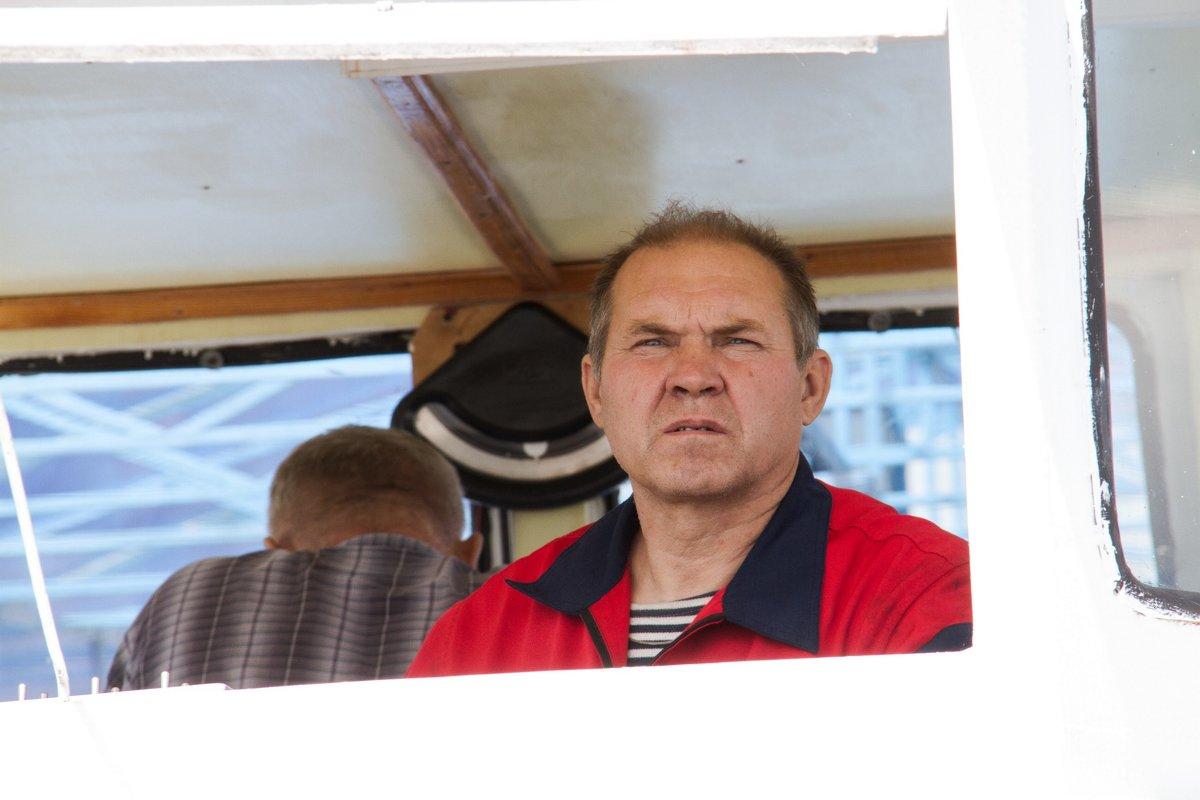 Шкипер - Дмитрий Сиялов
