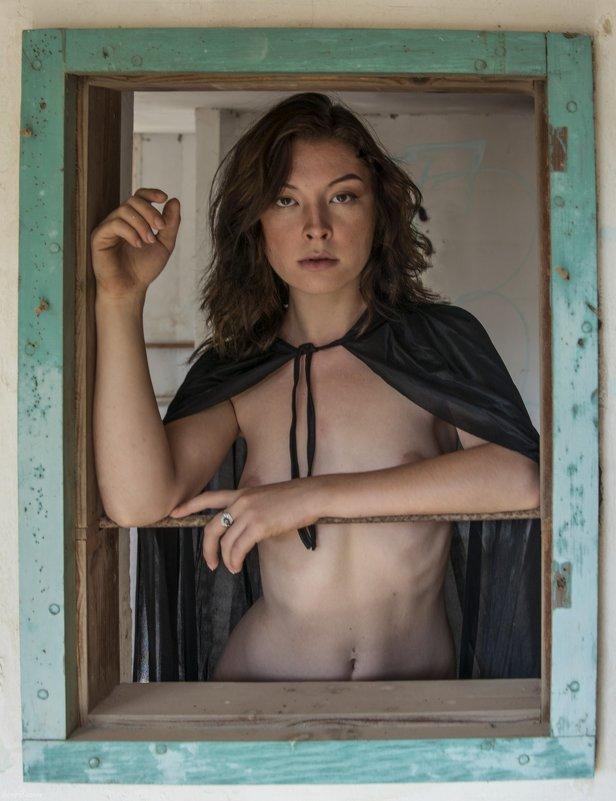 Девушка в окошке - Борис Аарон