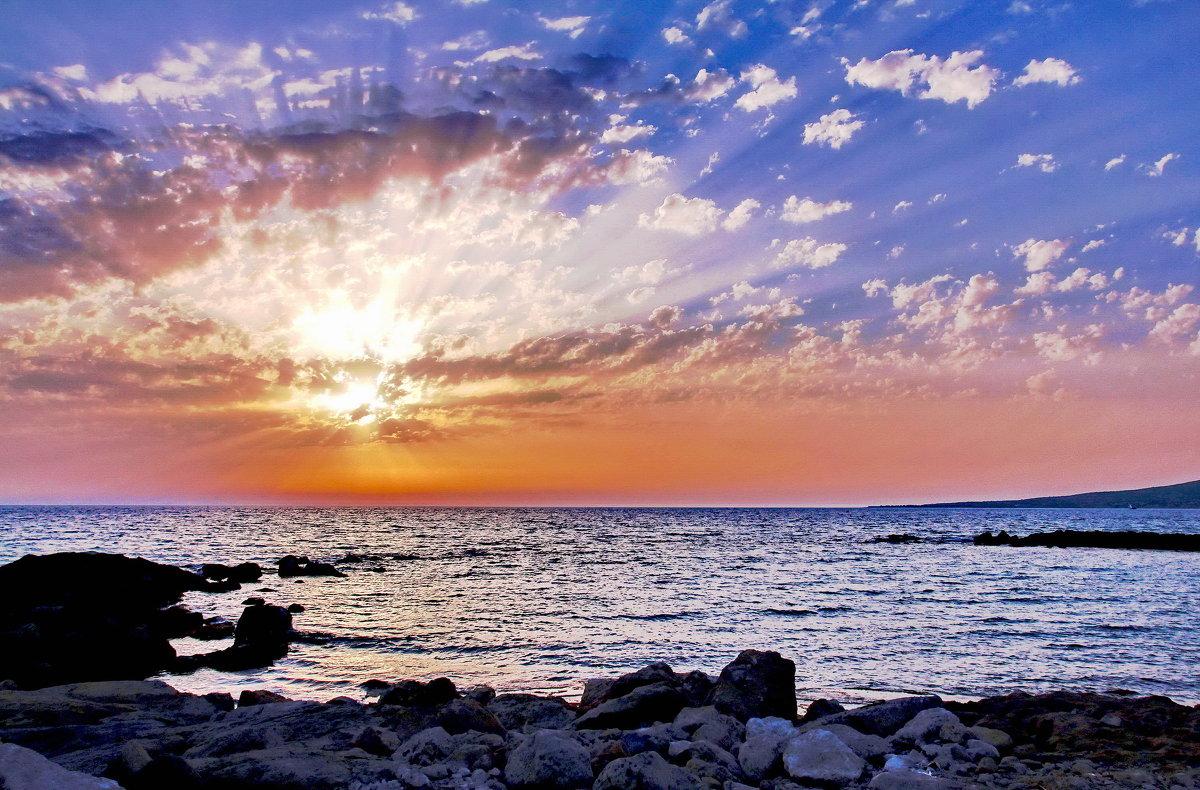 ...Sunset color - Александр Липецкий