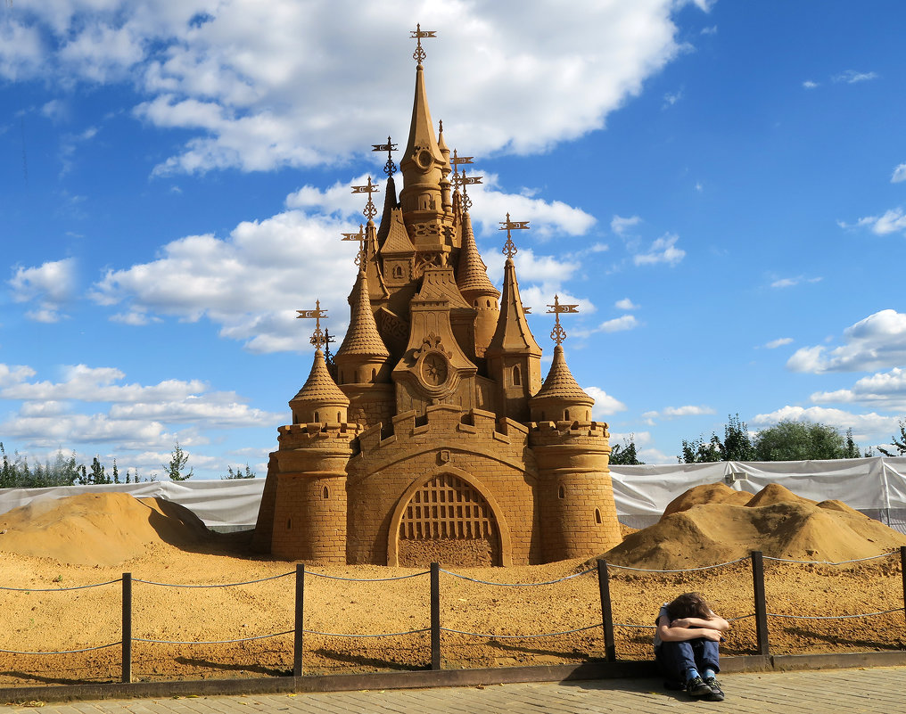 Замок спящей красавицы - Татьяна Нижаде