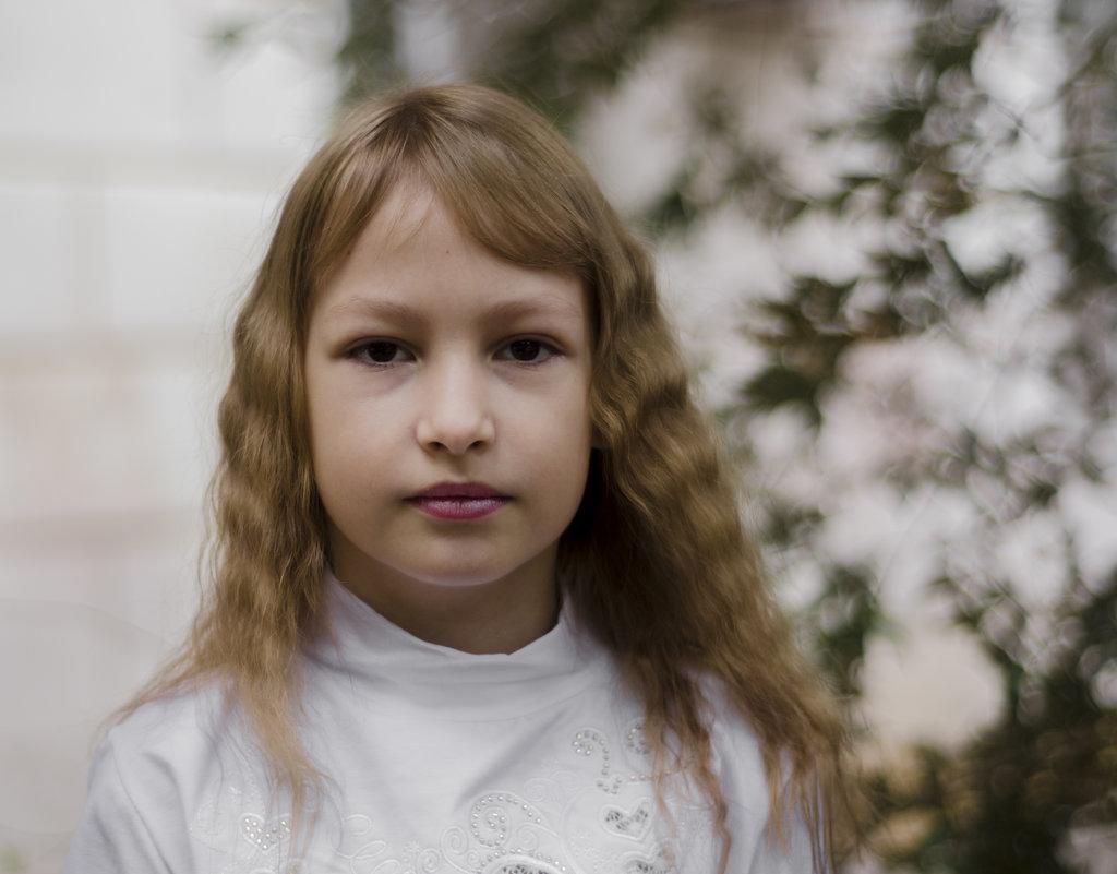 Идем в школу - Ирина