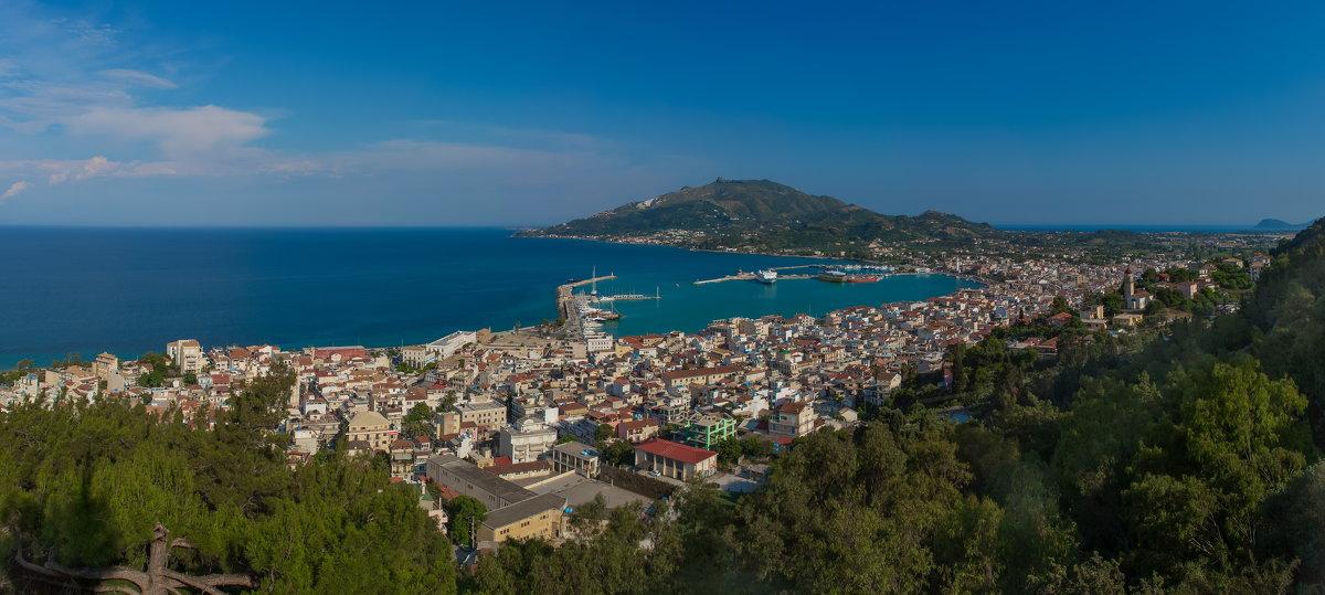 Остров Закинтос.Греция - юрий макаров