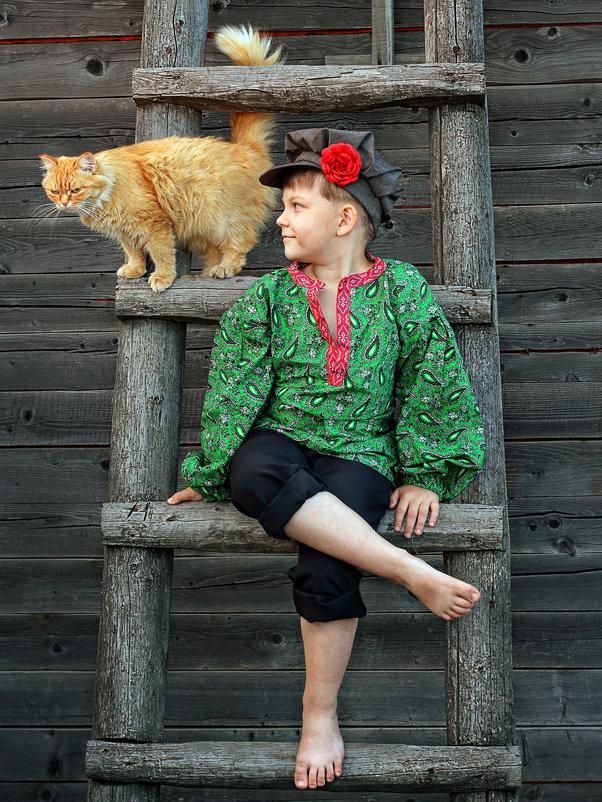 В деревенском стиле - Марина Кузьмина