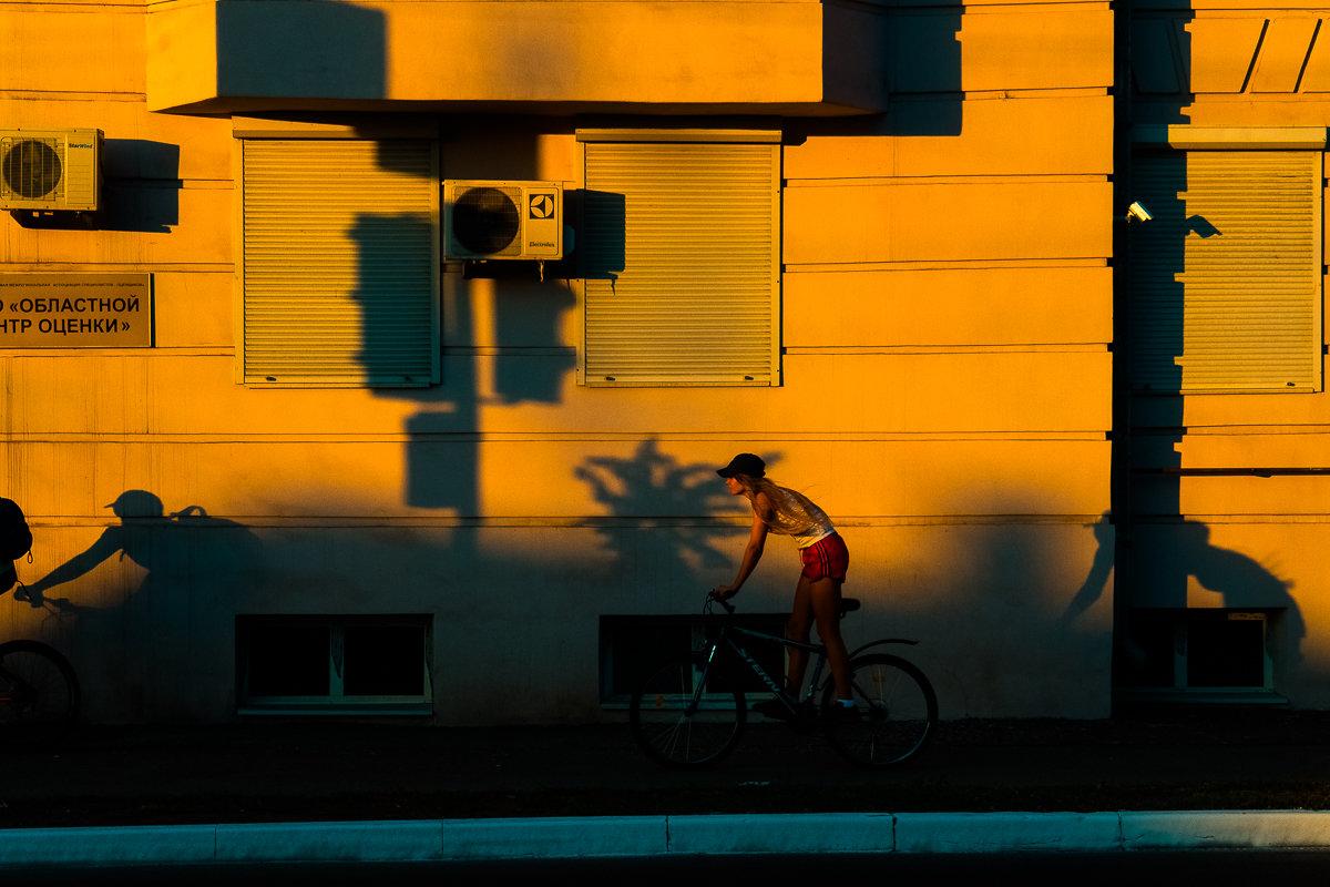 Велосипедист - Артемий Кошелев