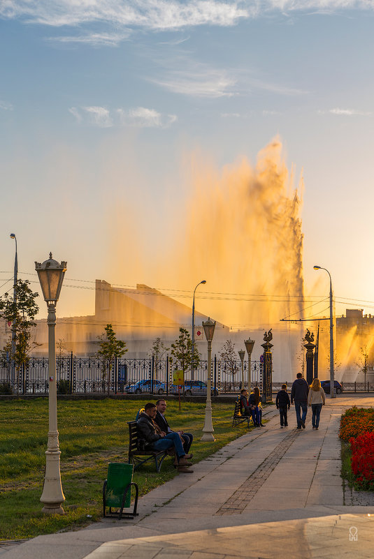 Казань, парк тысячелетия - Олег Манаенков