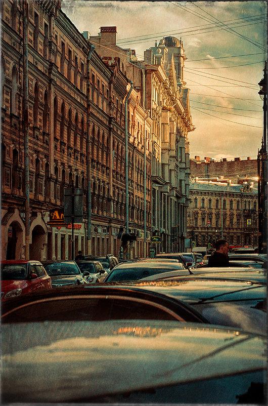 Вечерний свет 1 - Цветков Виктор Васильевич