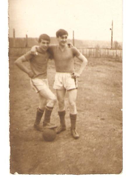 И я играл в футбол - Миша Любчик