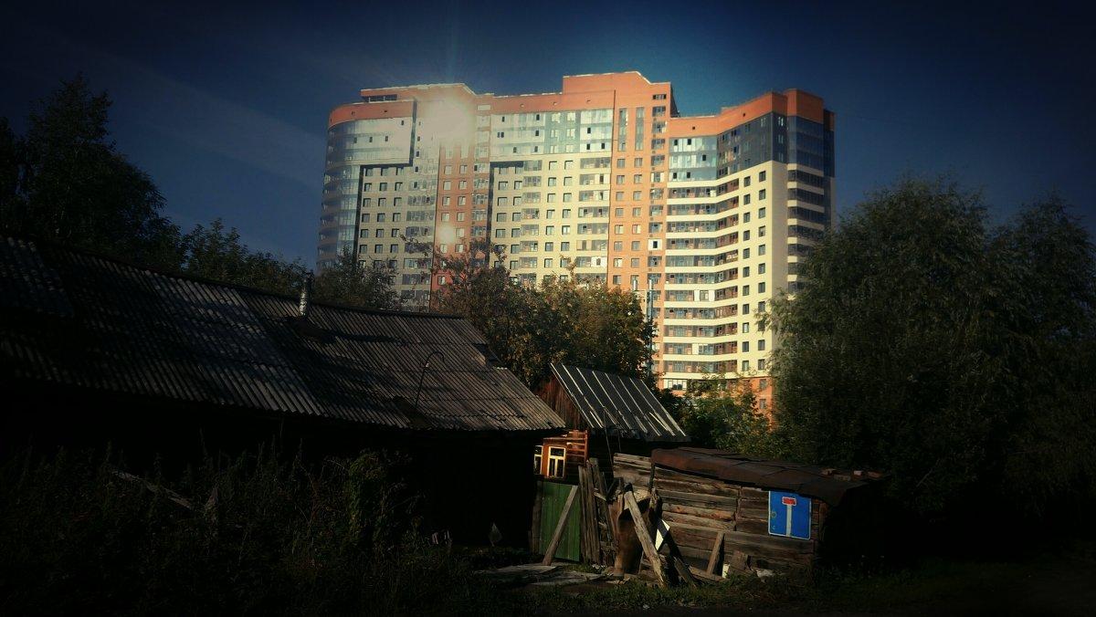 Урбанизация - Елена Бушуева