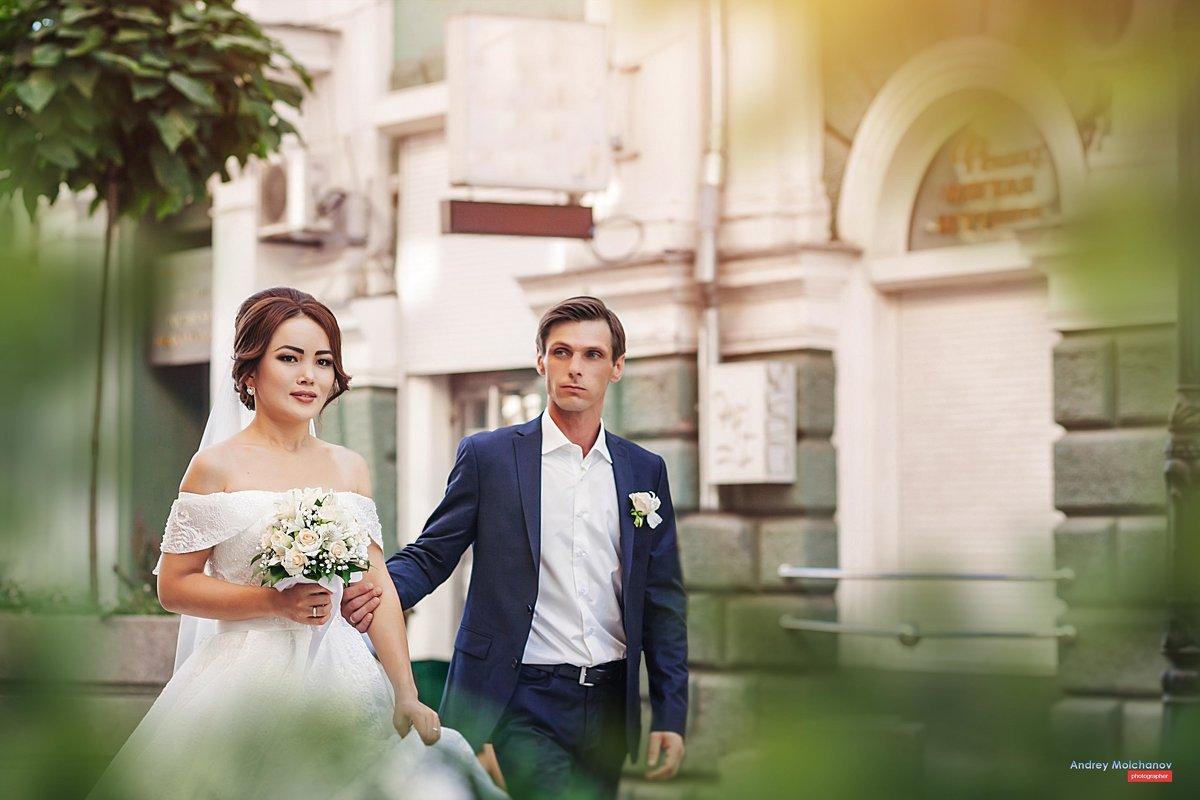 Свадьба Мунары и Марка - Андрей Молчанов
