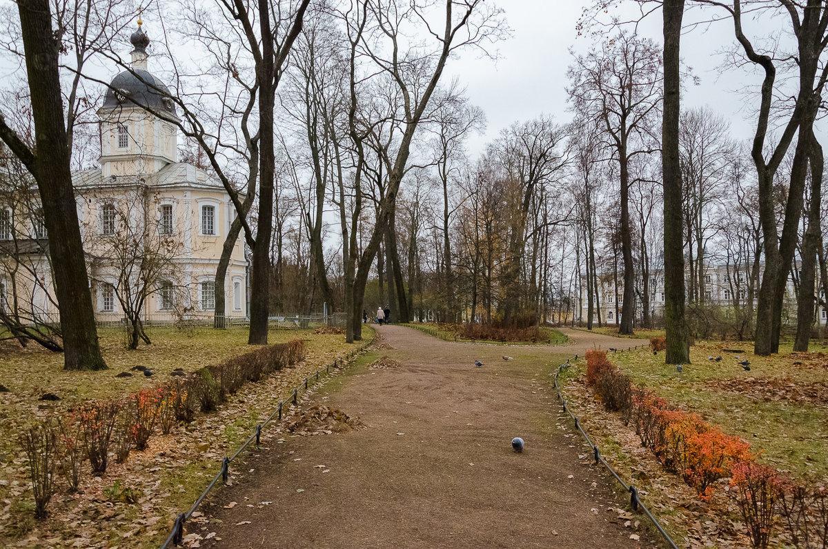 Скоро... во всех парках России - Олег