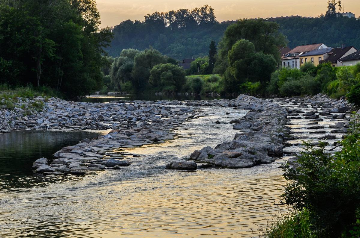 Горные речушки Австрии - Сергей Хомич