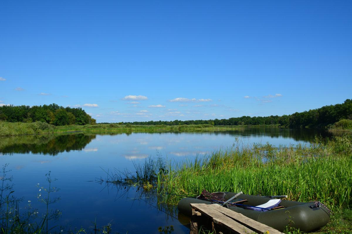 Озеро Большой Буткан, Республика Башкортостан - Павел Trump