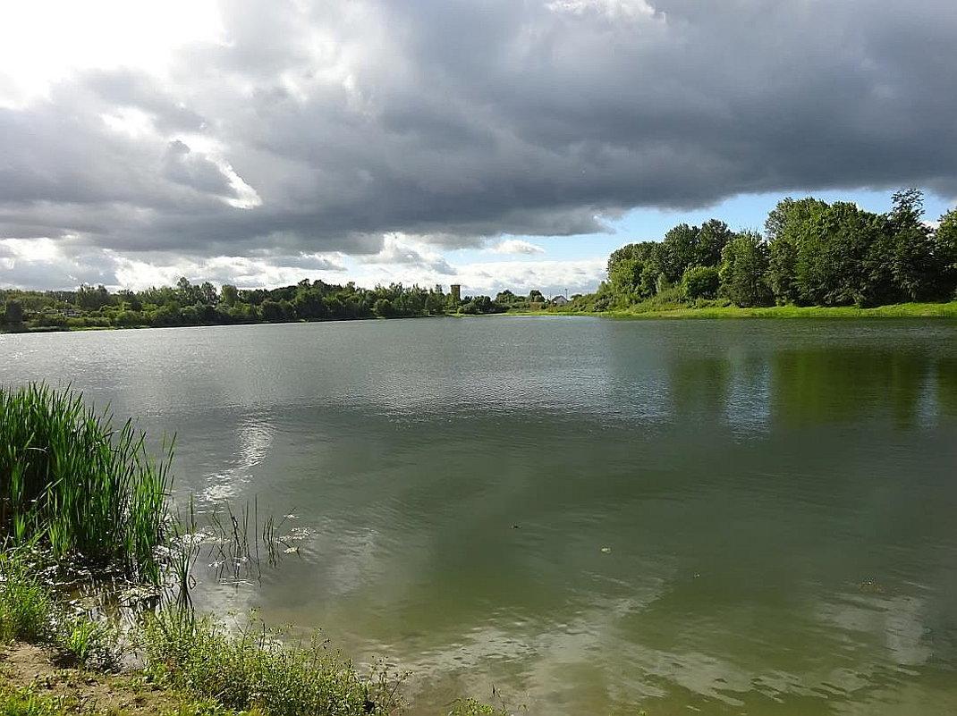 Озеро Шенфлиз. Надвигаются тучи, в воздухе пахнет дождём... - Маргарита Батырева