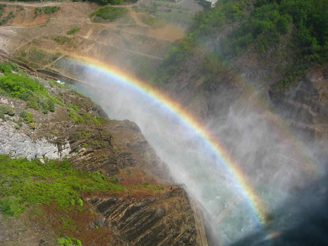 Радуга над водопадом - Irina Nil