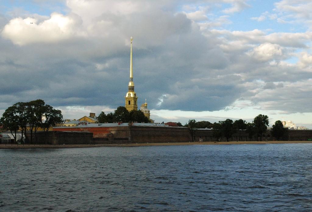 Петропавловская крепость - Ольга Прилуцкая