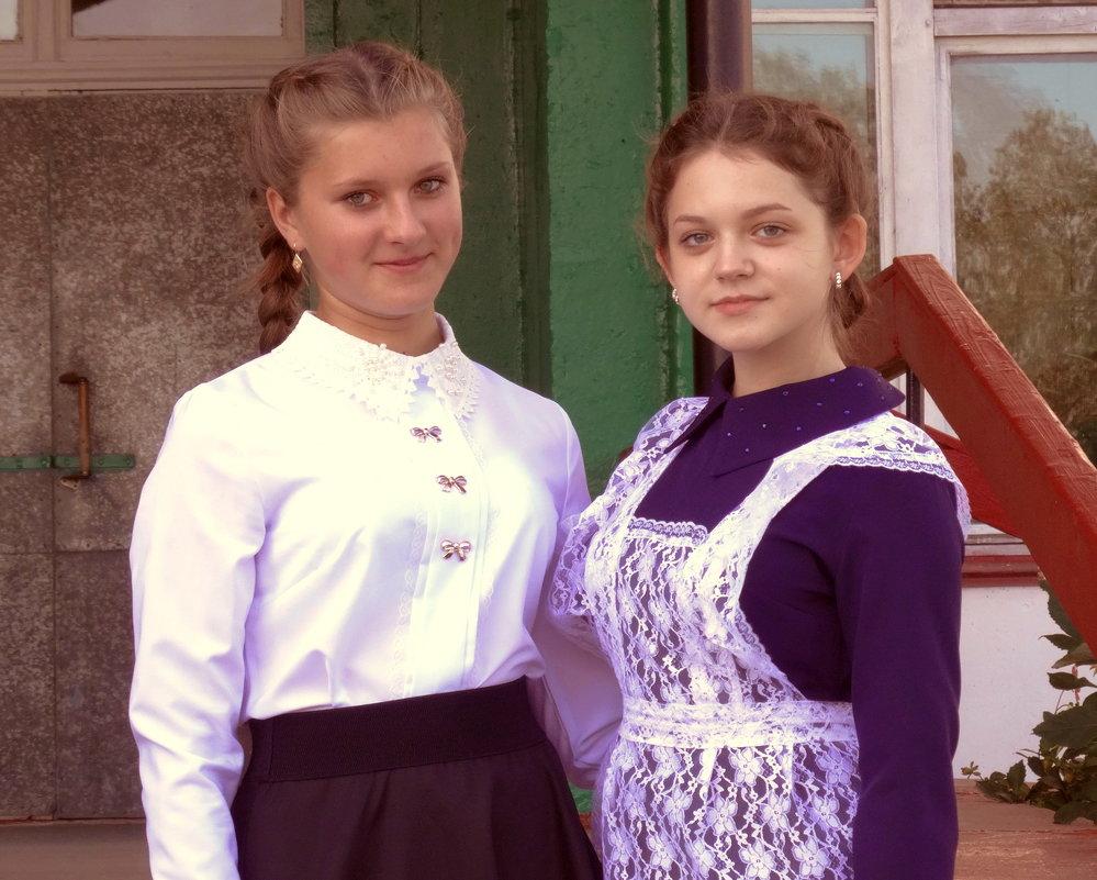 Первое сентября - Ирина Полозюк