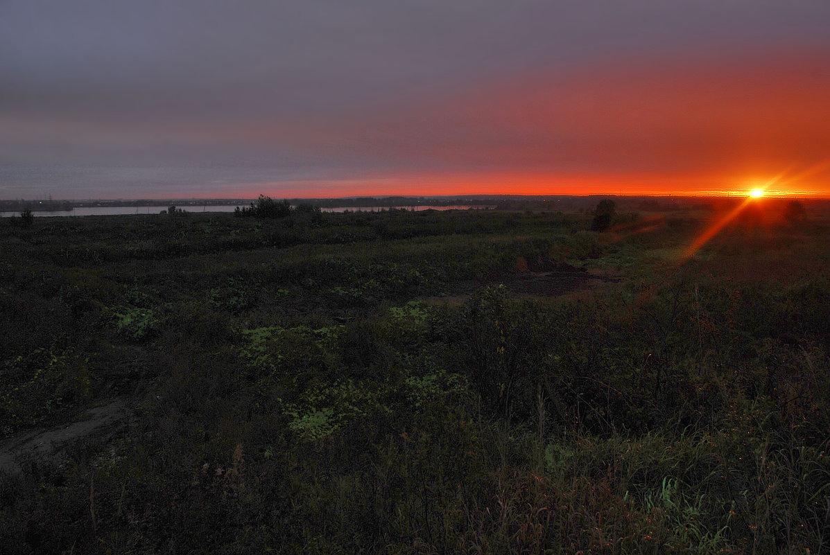Трудный рассвет сентября - sergej-smv