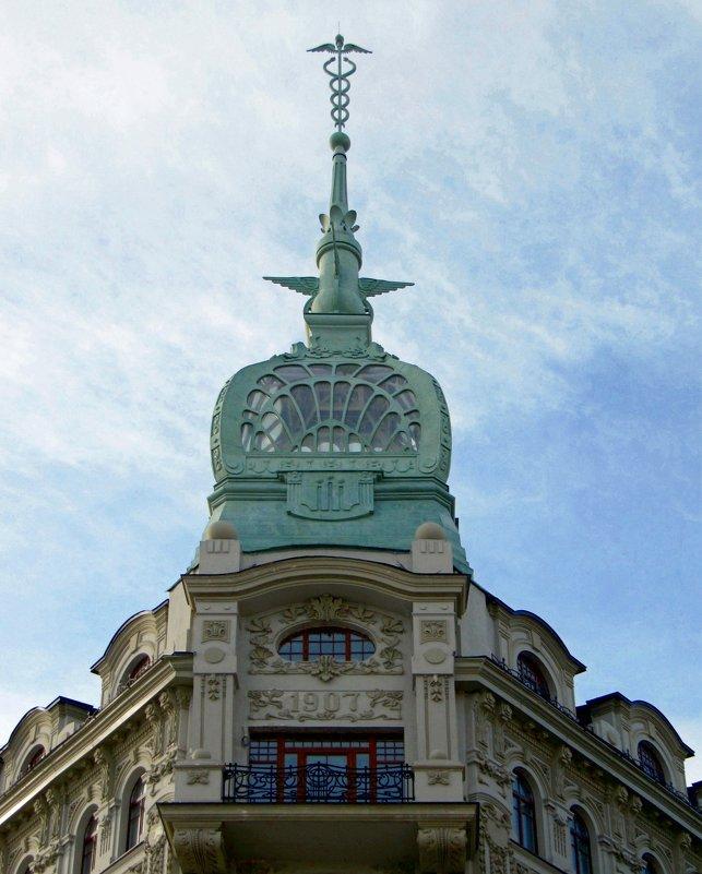 Башня - Вера Щукина