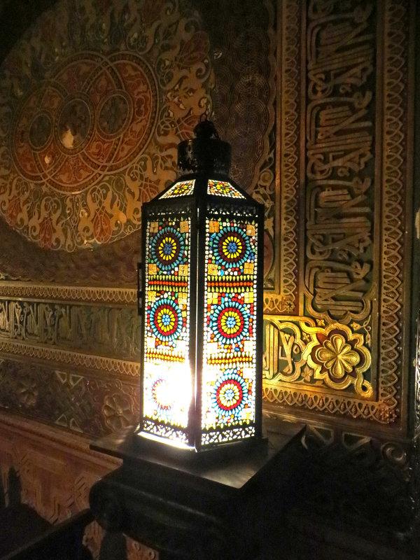 Мавританская комната - татьяна петракова