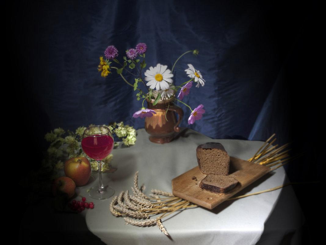 Хлеб на столе - Дубовцев Евгений