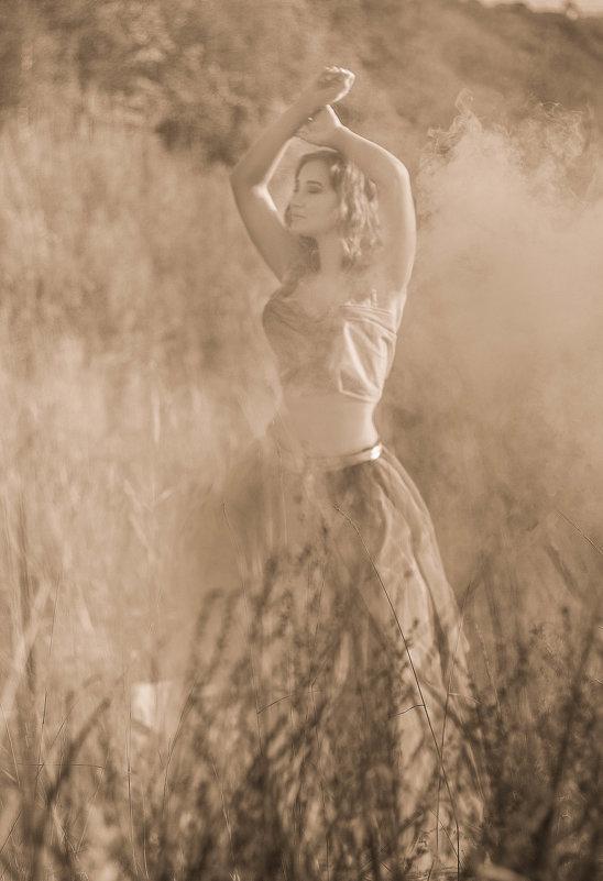 Утренний туман! - Наташа Шамаева