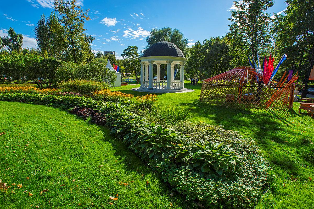 Москва, Екатерининский парк - Игорь Герман