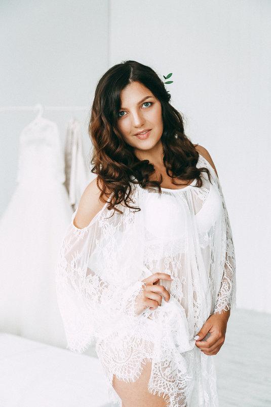 утро невесты - Ирина