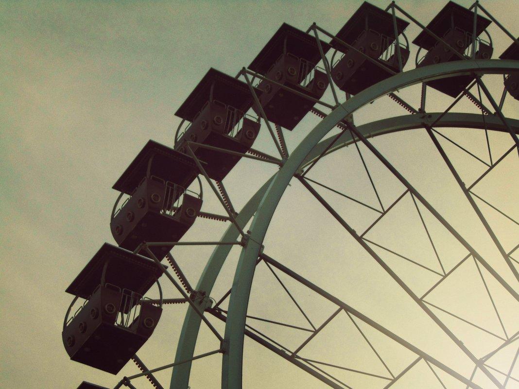 колесо - Таня