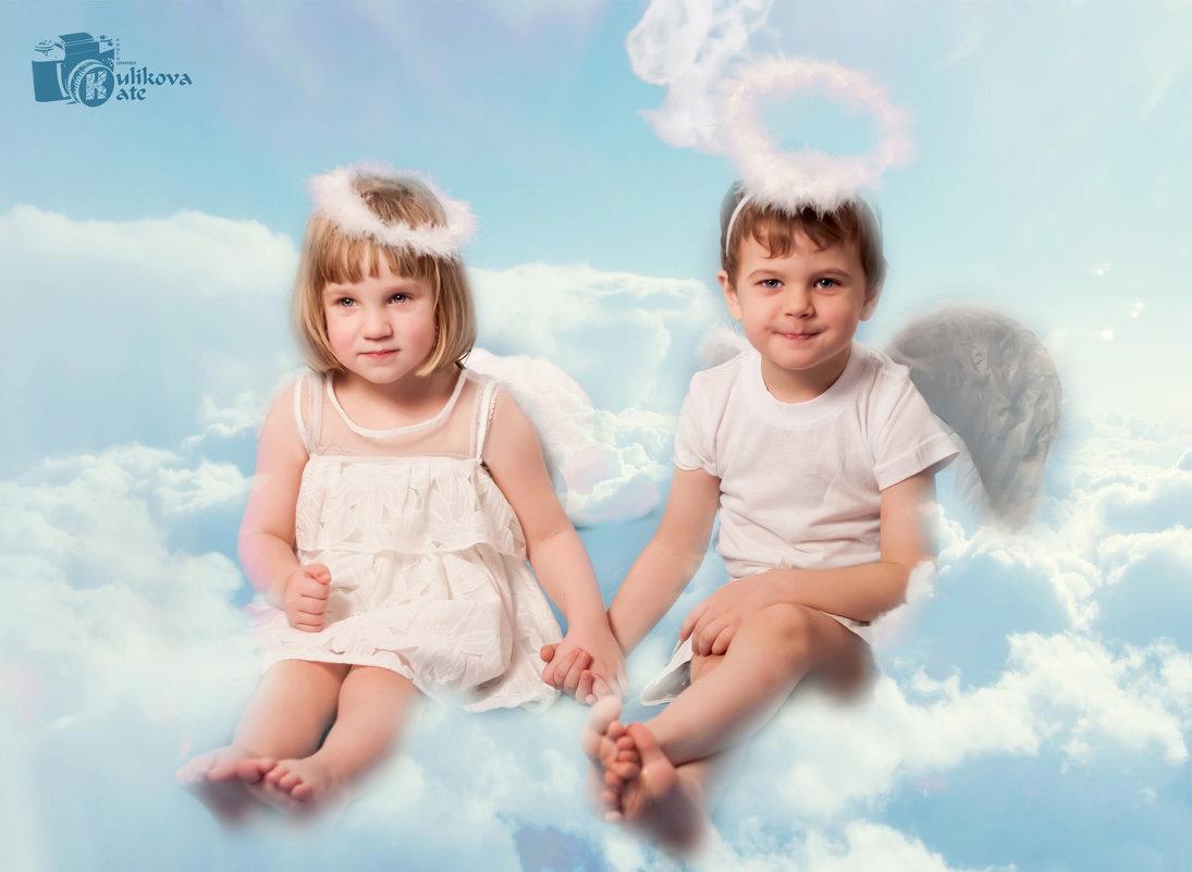 ангелочки - Екатерина Куликова