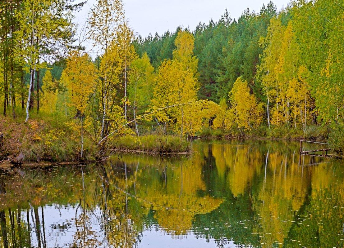 Осень. - Анатолий Круглов