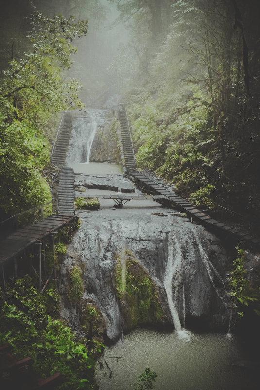 Водопады - Вероника